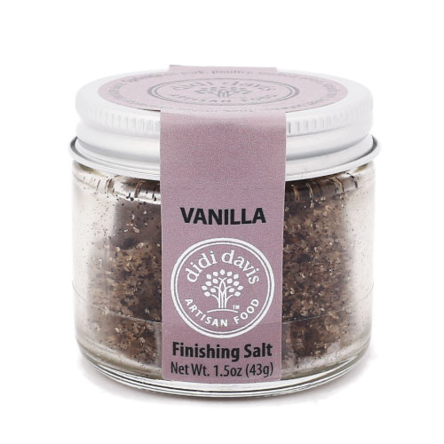 Vanilla Sea Salt from didi davis food | Hamptons Lane